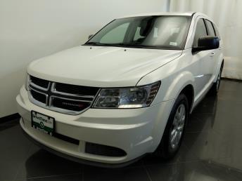 Used 2014 Dodge Journey
