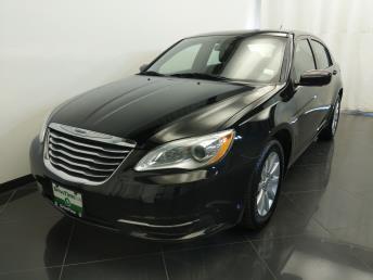 Used 2013 Chrysler 200