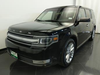 2017 Ford Flex Limited - 1380041555