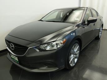 Used 2017 Mazda Mazda6