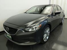 2017 Mazda Mazda6 Touring