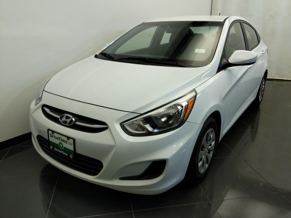 2015 Hyundai Accent GLS - 1380041590