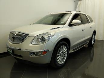 2010 Buick Enclave CXL - 1380041597