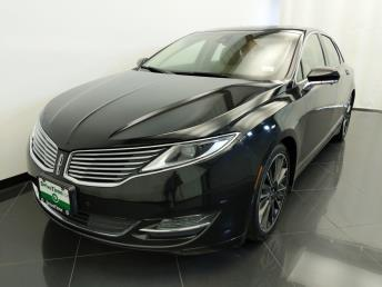 2014 Lincoln MKZ  - 1380041618