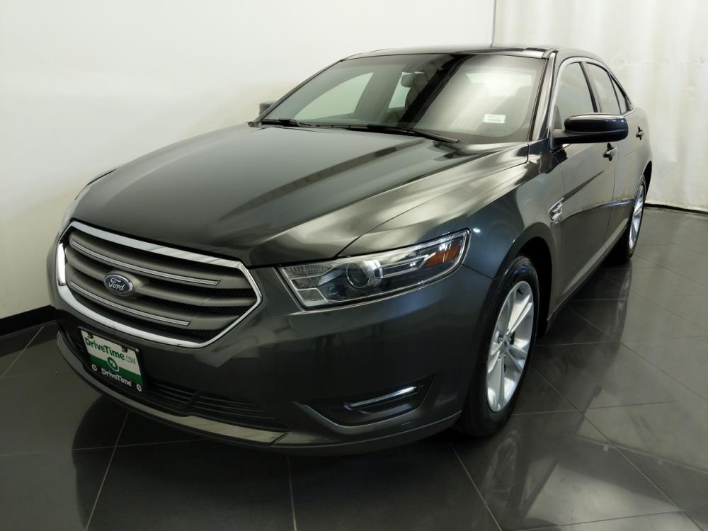 2016 Ford Taurus SEL - 1380041619