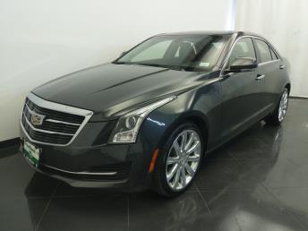 2015 Cadillac ATS 2.0L Turbo Luxury - 1380041650