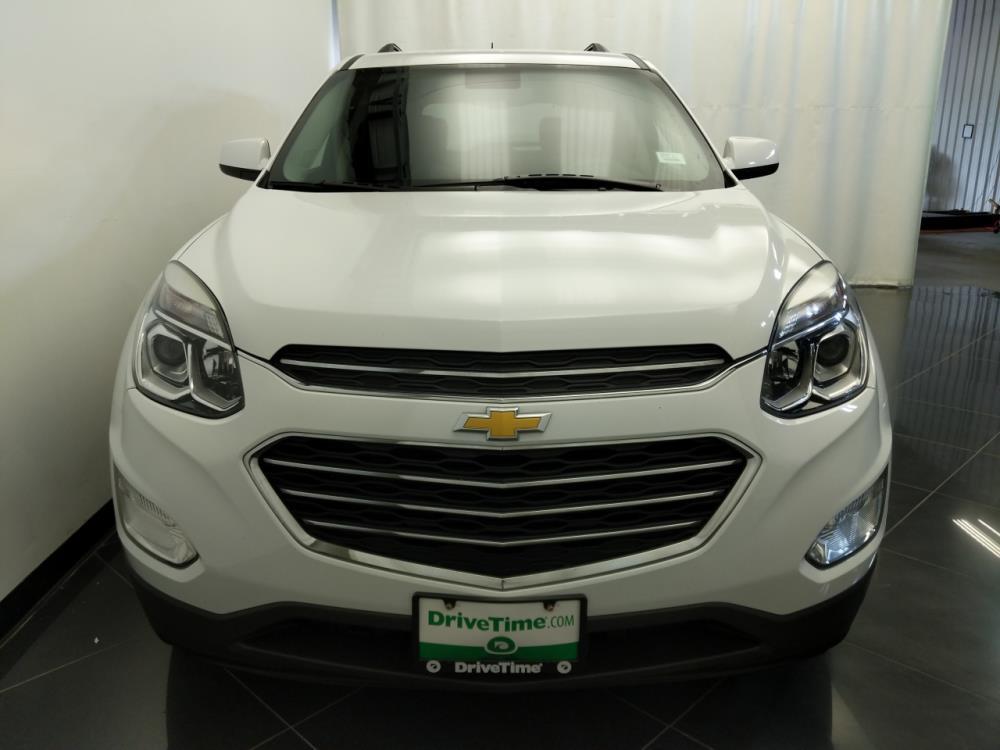 2016 Chevrolet Equinox LT - 1380041670