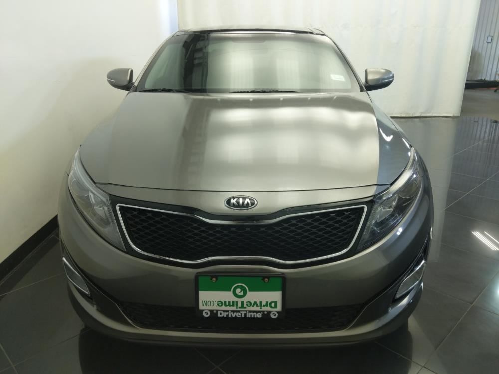 2015 Kia Optima EX - 1380041678