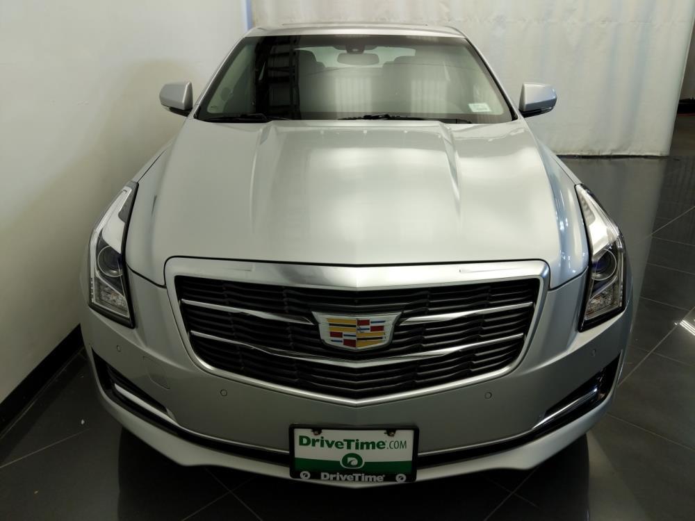 2015 Cadillac ATS 2.0L Turbo Luxury - 1380041682