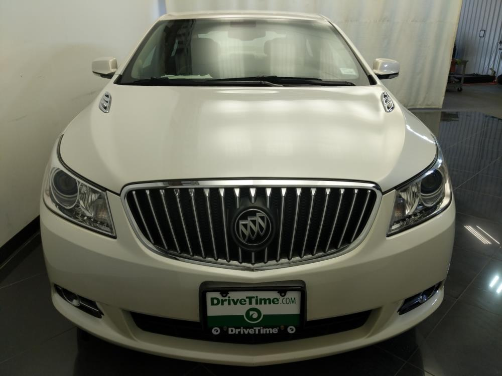 2013 Buick LaCrosse Leather - 1380041695