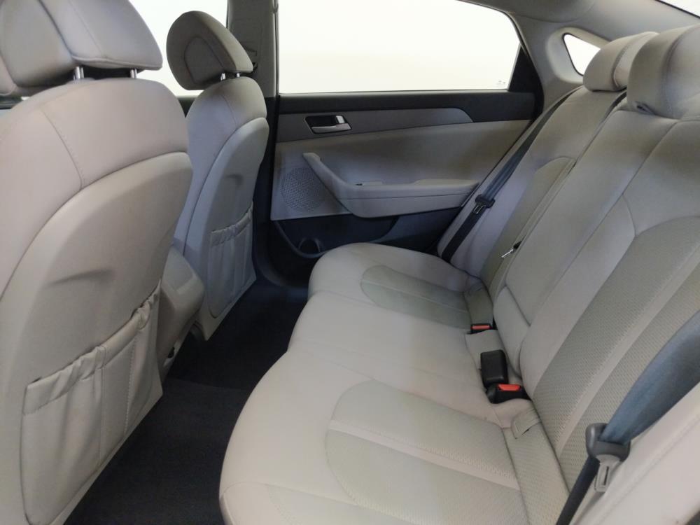 2017 Hyundai Sonata  - 1380041711