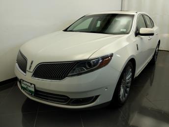 2013 Lincoln MKS  - 1380041749