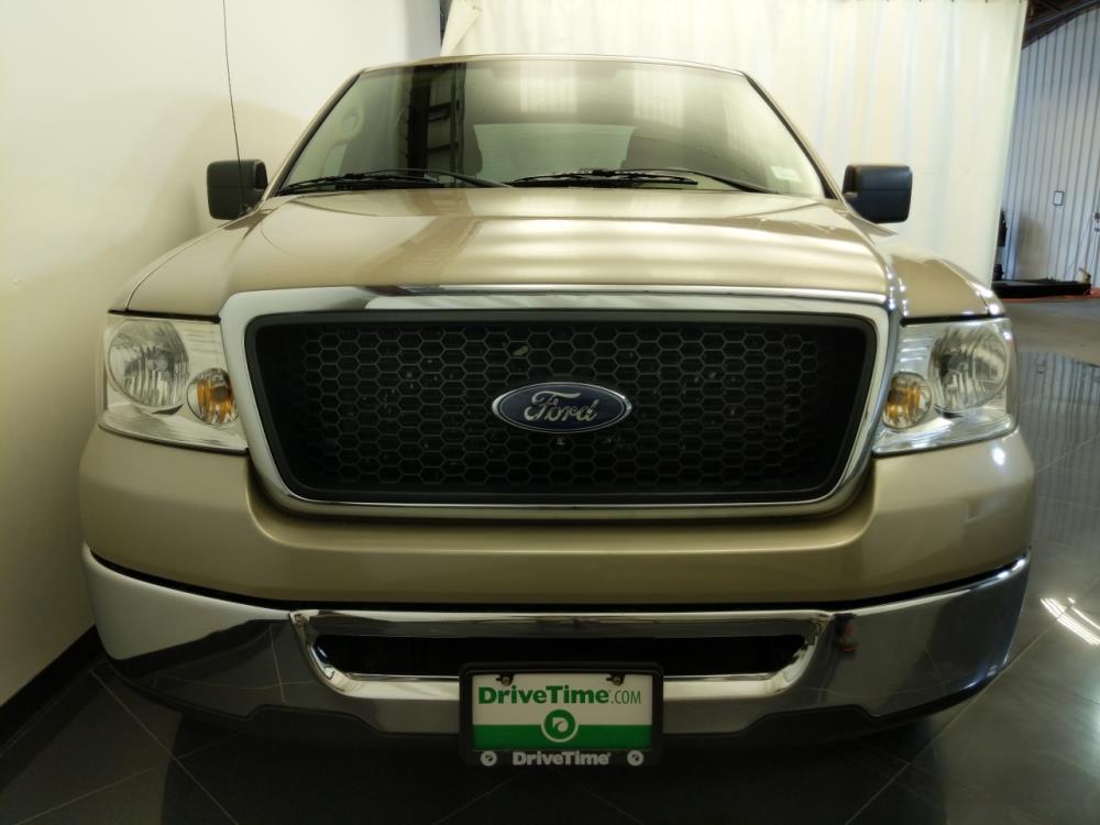 2008 Ford F-150 SuperCrew Cab XLT 5.5 ft - 1380041766