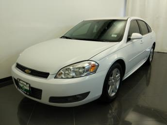 2011 Chevrolet Impala LT - 1380041775