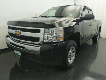 2011 Chevrolet Silverado 1500 Extended Cab LS 6.5 ft - 1380041822