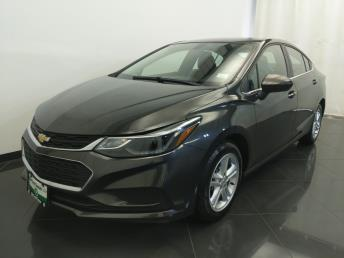 2017 Chevrolet Cruze LT - 1380041865