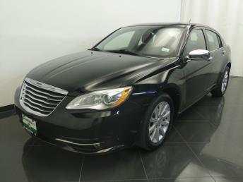 2013 Chrysler 200 Limited - 1380041920