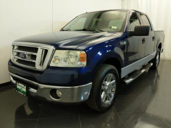 2008 Ford F-150 SuperCrew Cab XLT 60th Anniversary Edition 5.5 ft - 1380041934