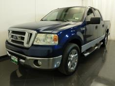 2008 Ford F-150 SuperCrew Cab XLT 60th Anniversary Edition 5.5 ft