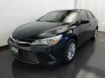 2016 Toyota Camry LE - 1380041992