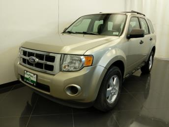 2012 Ford Escape XLS - 1380042014