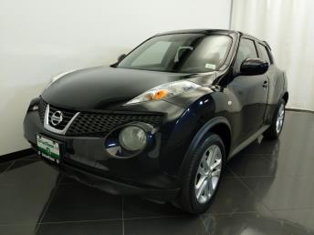 2011 Nissan JUKE S - 1380042021