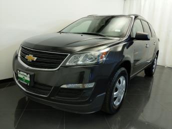2014 Chevrolet Traverse LS - 1380042023
