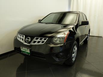 2014 Nissan Rogue Select S - 1380042029