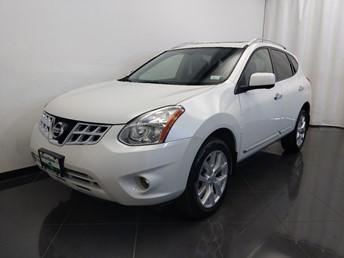 2013 Nissan Rogue SV - 1380042085