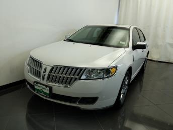 2011 Lincoln MKZ  - 1380042088