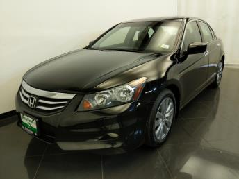 2012 Honda Accord EX-L - 1380042124