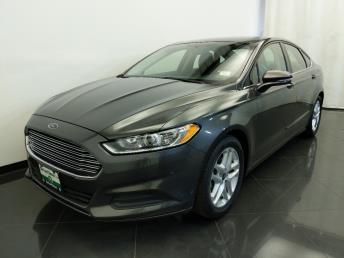 2016 Ford Fusion SE - 1380042146
