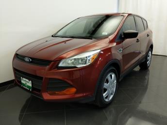 2016 Ford Escape S - 1380042168