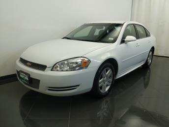 2014 Chevrolet Impala Limited LT - 1380042170