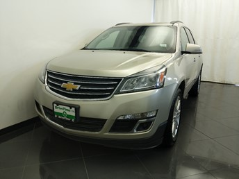 2013 Chevrolet Traverse LT - 1380042194