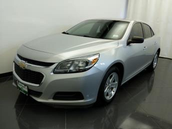 2016 Chevrolet Malibu Limited LS - 1380042208