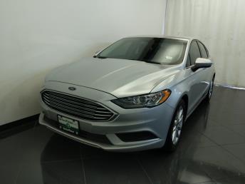 2017 Ford Fusion SE - 1380042215
