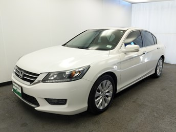 2014 Honda Accord EX - 1380042223