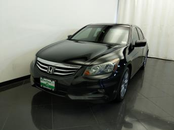 2012 Honda Accord EX-L - 1380042228