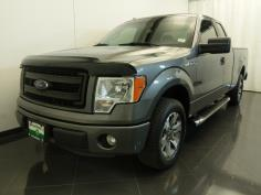2013 Ford F-150 Super Cab STX 6.5 ft