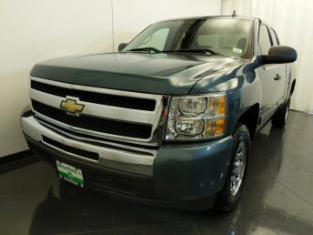2011 Chevrolet Silverado 1500 Extended Cab LS 6.5 ft - 1380042254