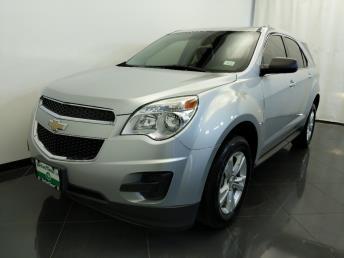 2015 Chevrolet Equinox LS - 1380042273