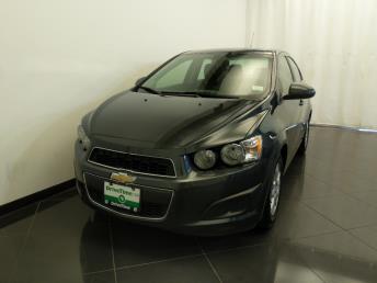 2016 Chevrolet Sonic LT - 1380042284