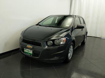 2014 Chevrolet Sonic LT - 1380042286