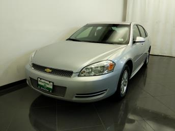 2014 Chevrolet Impala Limited LS - 1380042300