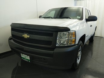 2011 Chevrolet Silverado 1500 Extended Cab Work Truck 6.5 ft - 1380042325