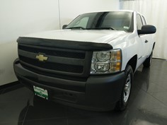 2011 Chevrolet Silverado 1500 Extended Cab Work Truck 6.5 ft