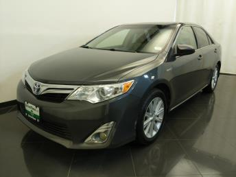 2012 Toyota Camry XLE Hybrid - 1380042332