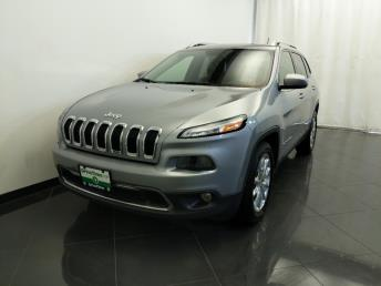 2014 Jeep Cherokee Limited - 1380042351