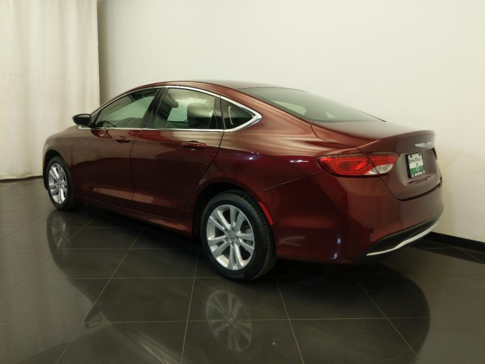 2015 Chrysler 200 Limited - 1380042354